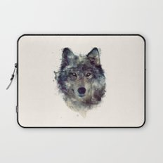 Wolf // Persevere  Laptop Sleeve
