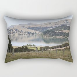 Tranquil Bay Rectangular Pillow