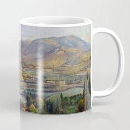 Carl Thöndel Industrial Landscape Coffee Mug
