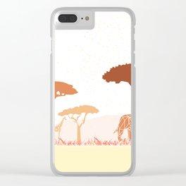 Zutopia´s Safari Clear iPhone Case
