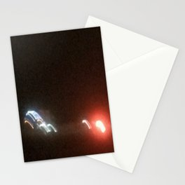 Abstracte Light Art in the Dark 18 Stationery Cards