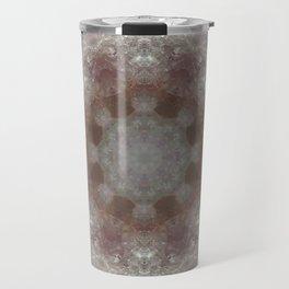 Mandala Amethyst Travel Mug