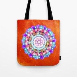 Flower of Faith Tote Bag