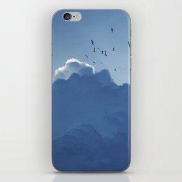 Clouds 'o' Clouds iPhone Skin