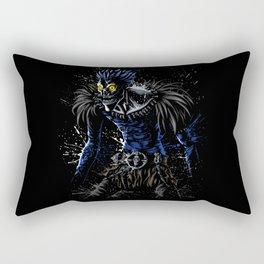 Splatter Note Rectangular Pillow