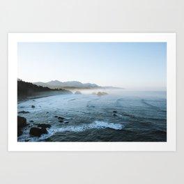 Cannon Beach Sunrise Art Print