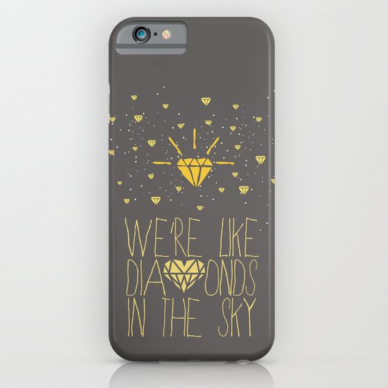 bright like a Diamond iPhone & iPod Case