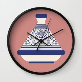 MOROCCAN TAGINE DECO Wall Clock