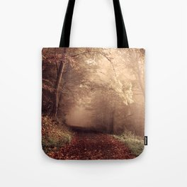 Forest path 2 Tote Bag