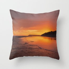 Early Sunrise Throw Pillow