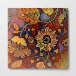 Richness of Color Metal Print