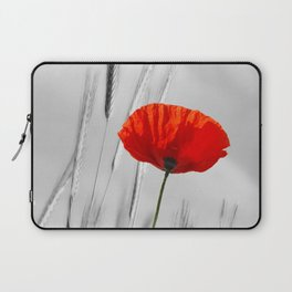 Poppy Red 070 Laptop Sleeve