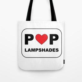 POP Lampshades Tote Bag