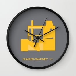 Gwathmey Wall Clock