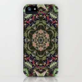 Nature's Twists # 18 iPhone Case