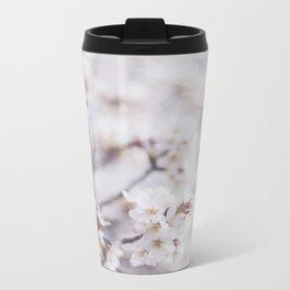 . flower day dream . Metal Travel Mug