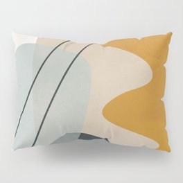 Abstract Shapes No.27 Pillow Sham