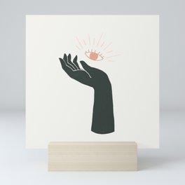 share your vision Mini Art Print