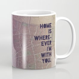 With You Coffee Mug