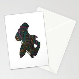 Dia De Los Shark: Hammerhead Stationery Cards