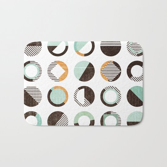 POINTS OF CONTACT Bath Mat