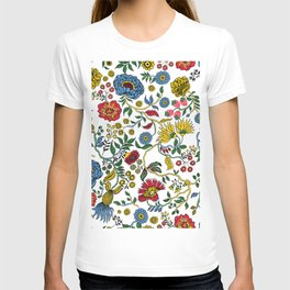 Primary Floral T-shirt