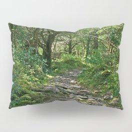 Killarney National Park, Ireland Hiking Path Pillow Sham
