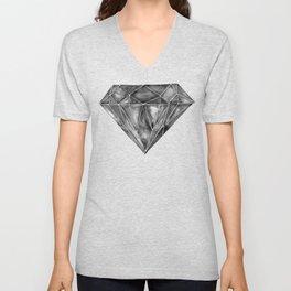 Black Diamond Unisex V-Neck