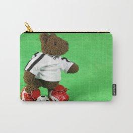 Soccer Teddy | Fussball-Teddy Carry-All Pouch