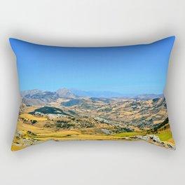 Spain Landscape Rectangular Pillow
