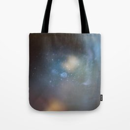 into the world of light Tote Bag