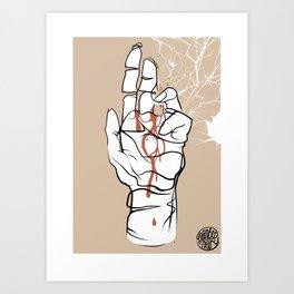 For Peace Art Print