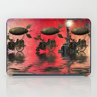 steampunk iPad Cases featuring Steampunk by Shalisa Photography
