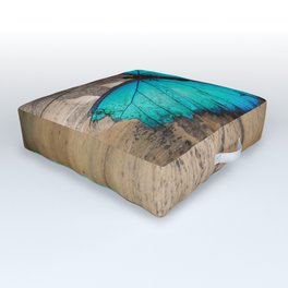 Weathered wings Outdoor Floor Cushion