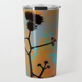 Agave Bloom Travel Mug