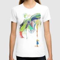 archan nair T-shirts featuring Azalia by Archan Nair