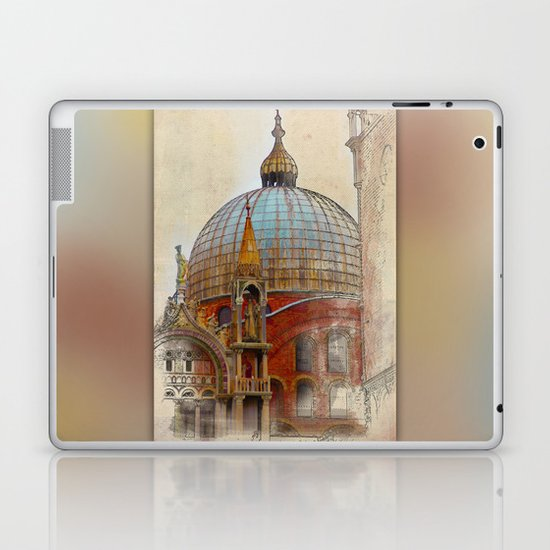 VENEZIA Laptop & iPad Skin