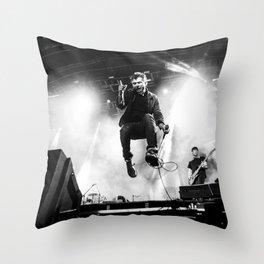 Damon Albarn (Blur) - I Throw Pillow