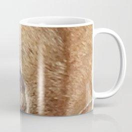 Eye of the Moose Coffee Mug