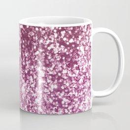 Sparkling BLACKBERRY CHAMPAGNE Lady Glitter #1 #decor #art #society6 Coffee Mug