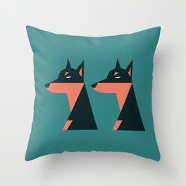 The Thomas Sullivan Kit Throw Pillow