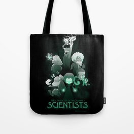 Ahead of Their Time Tote Bag
