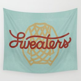 Sweaters Wall Tapestry