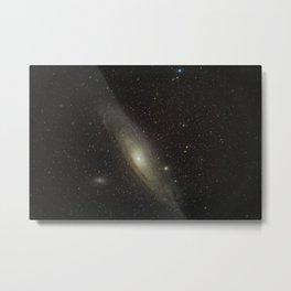 Andromeda Galaxy 12-21-17 Metal Print