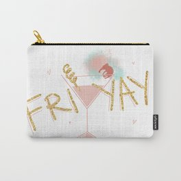 fri-yay drink Carry-All Pouch