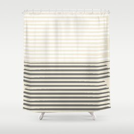 Brush Lines Pattern #society6 #decor #buyart Shower Curtain