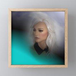 fashiondolls -aa- Framed Mini Art Print