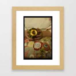 Eris  Framed Art Print