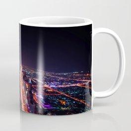 Dubai Cityscape Emirates Coffee Mug