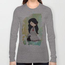 LADY CAT Long Sleeve T-shirt